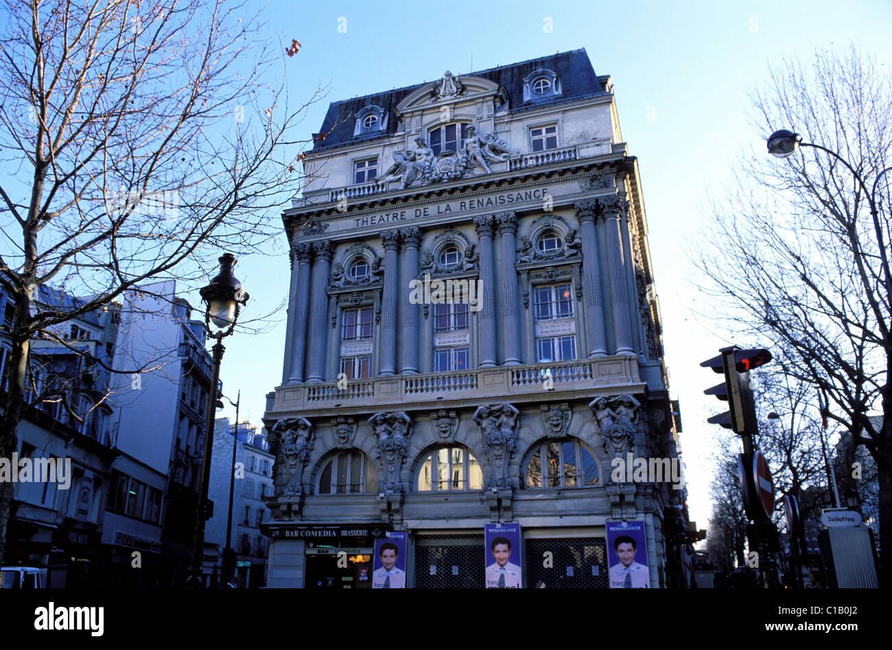Theatre De Paris Stock Photos & Theatre De Paris Stock Images - Alamy