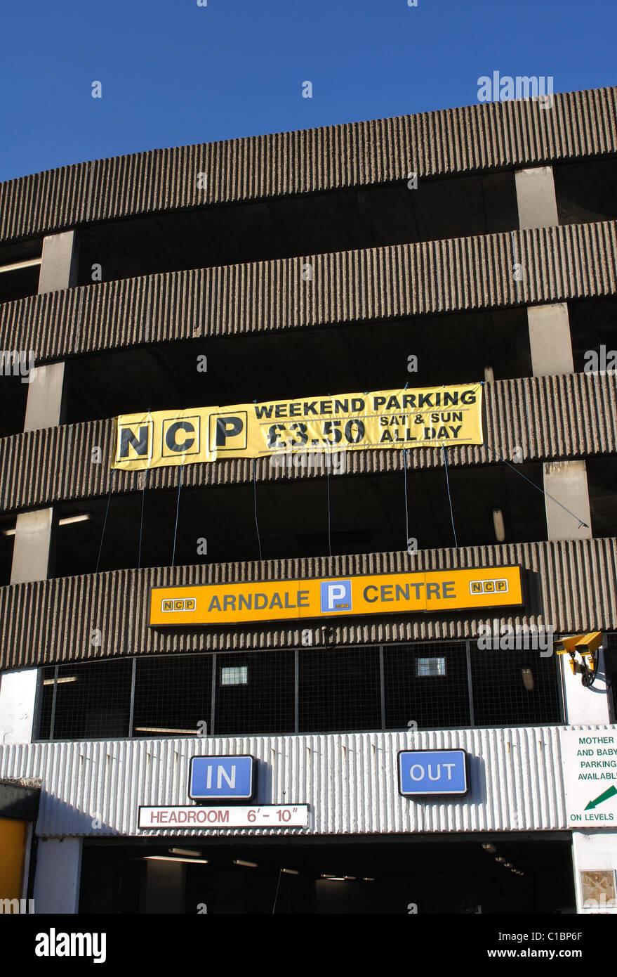 Glasgow Car Parking City Centre Ncp
