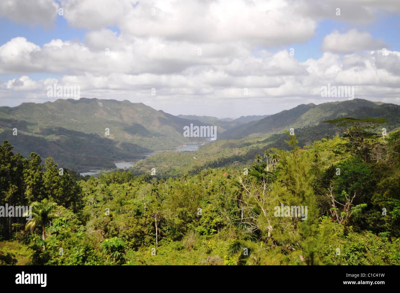 Sierra del Escambray, Trinidad, Cuba - Stock Image