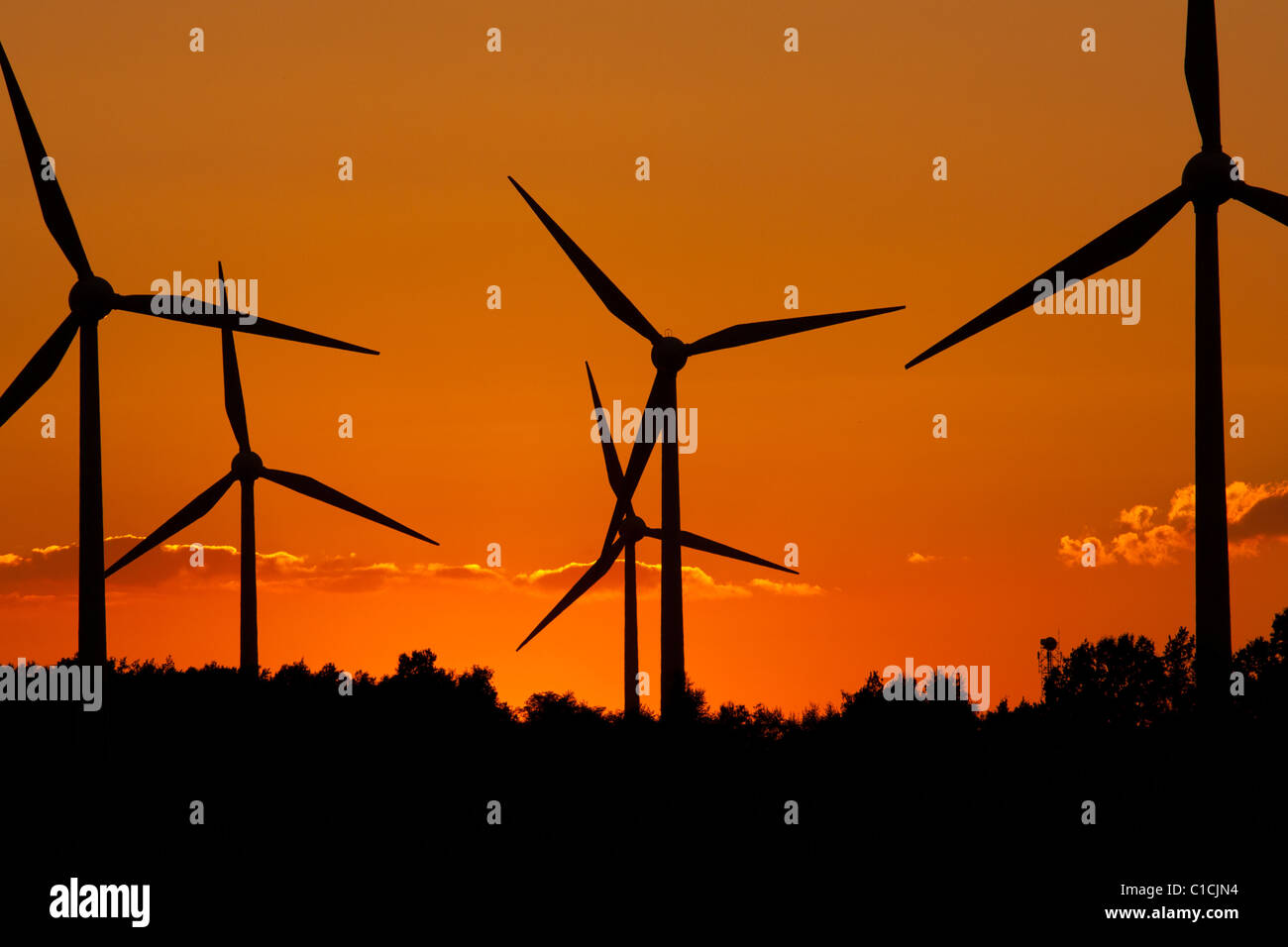 windmill silhouette on suset background stock photos windmill