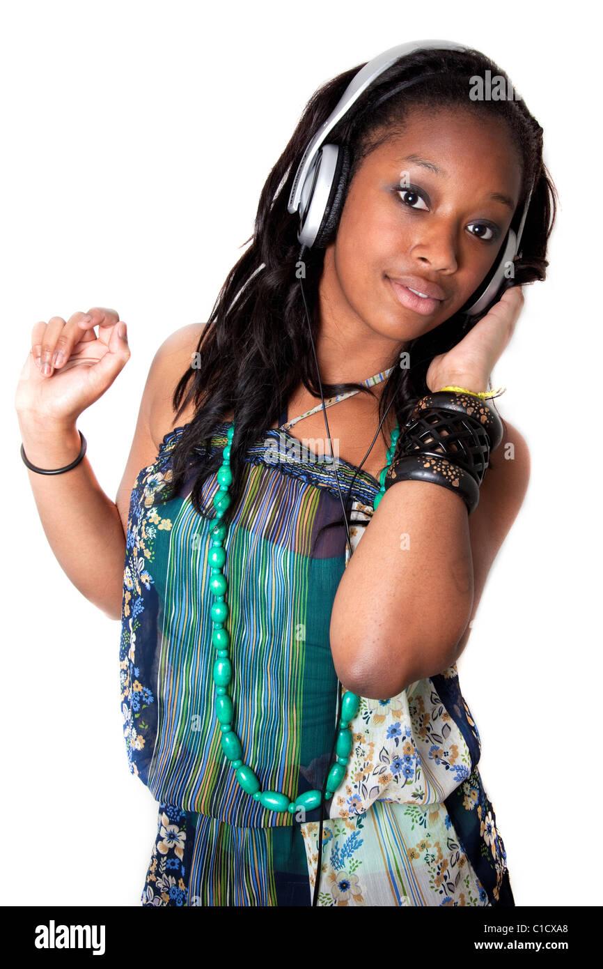 Beautiful young teen cd