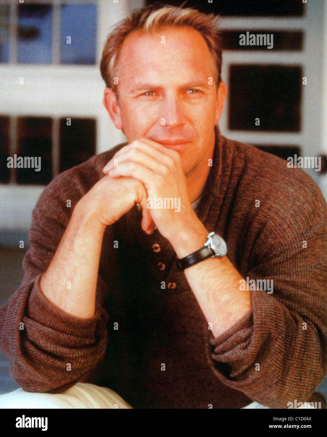 MESSAGE IN A BOTTLE 1999 Warner Brothers film with Kevin Costner - Stock Image