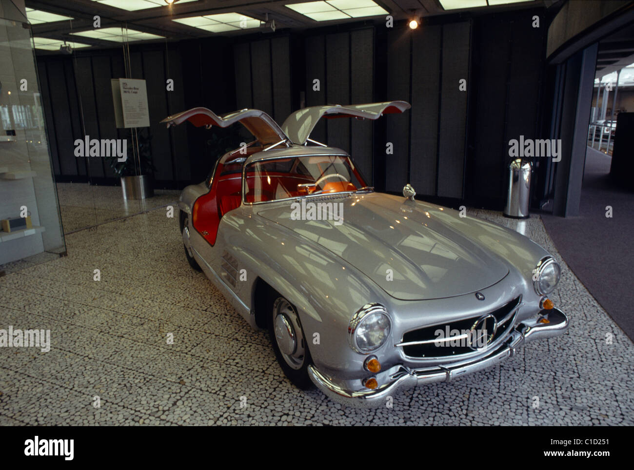 Daimler Benz Museum Stock Photos Daimler Benz Museum Stock Images