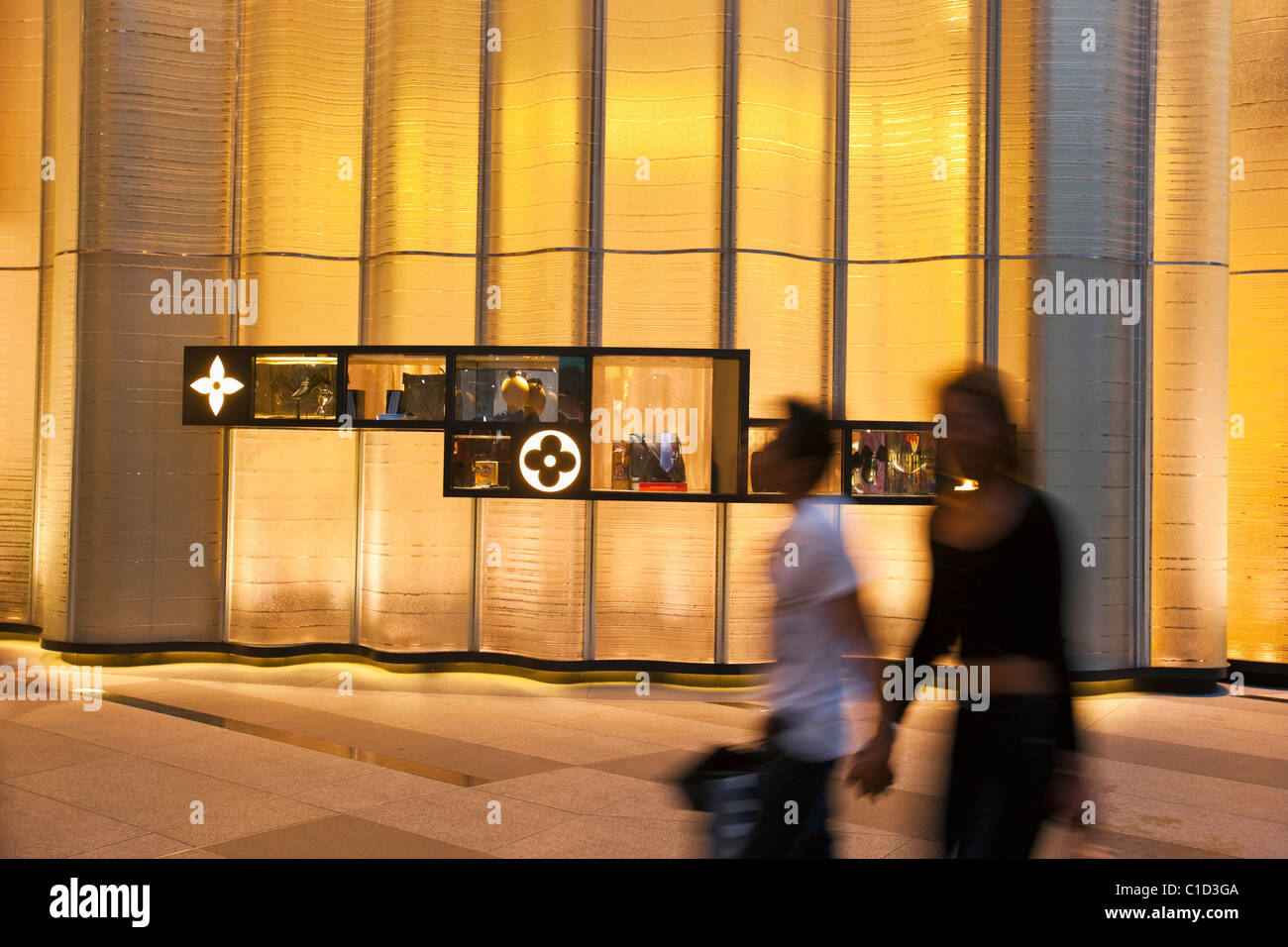 2398ecf221 Louis Vuitton store at the ION Orchard Mall. Orchard Road, Singapore ...
