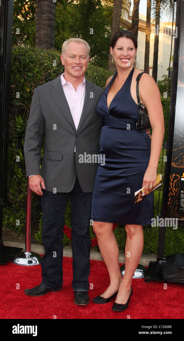 Ruve Robertson High Resolution Stock Photography And Images Alamy The late late show with craig ferguson. https www alamy com stock photo neal mcdonough ruve robertson premiere of the soloist held at paramount 35325803 html