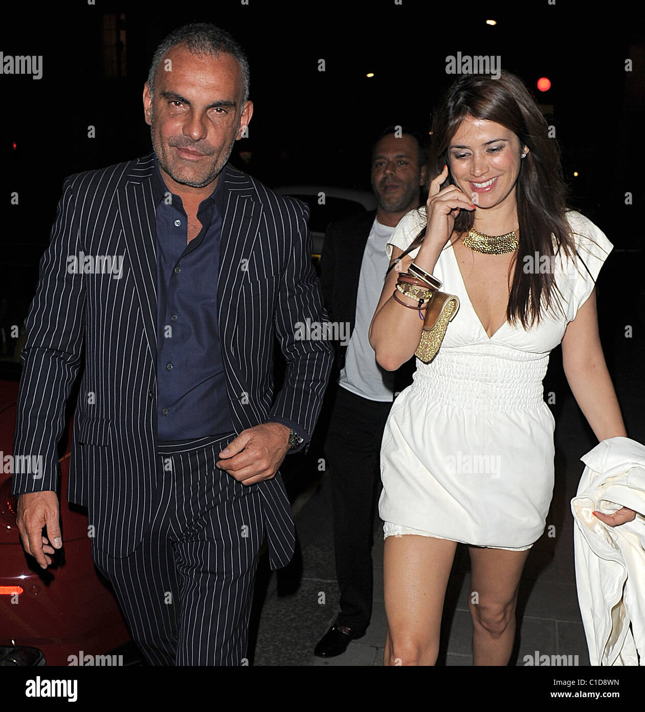 Fashion Designer Christian Audigier Who Is Most Famous For Launching Stock Photo Alamy