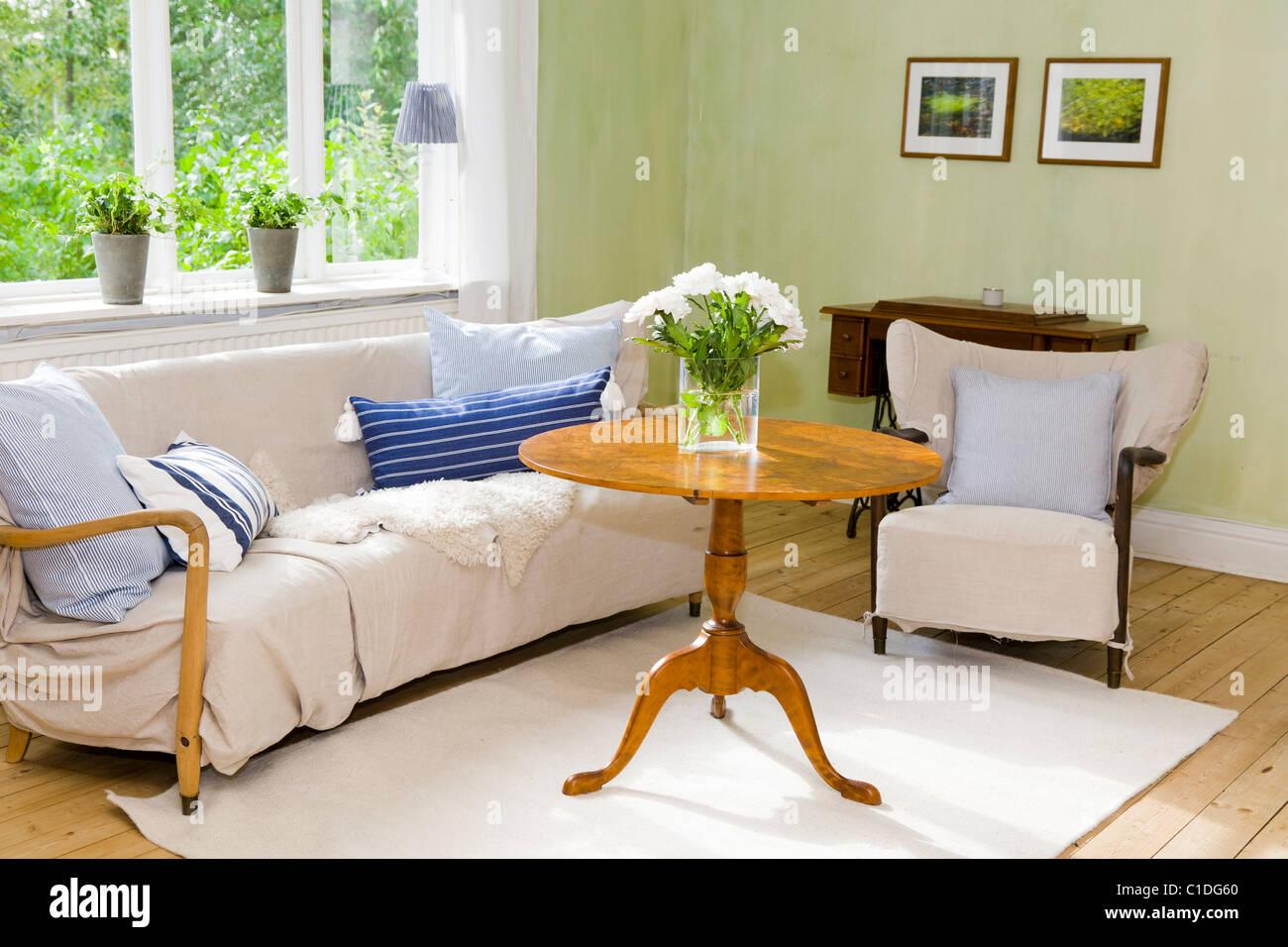 Living-room. - Stock Image