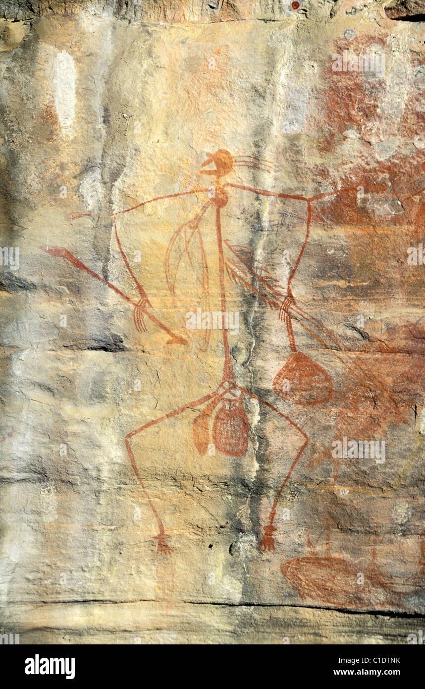 Aboriginal Painting Painting Stock Photos & Aboriginal Painting ...