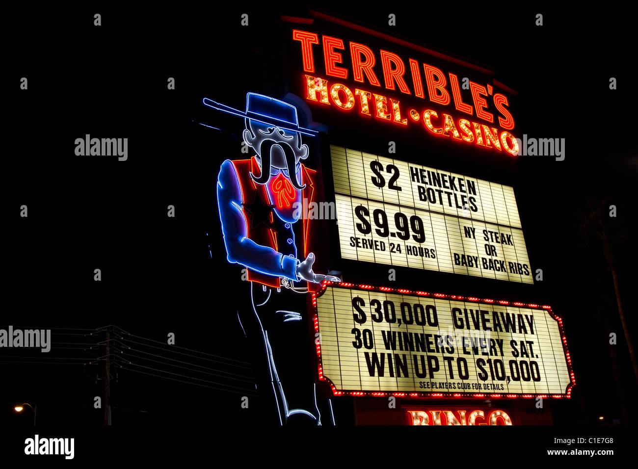 Terrible s hotel and casino las vegas casino games for birthday parties