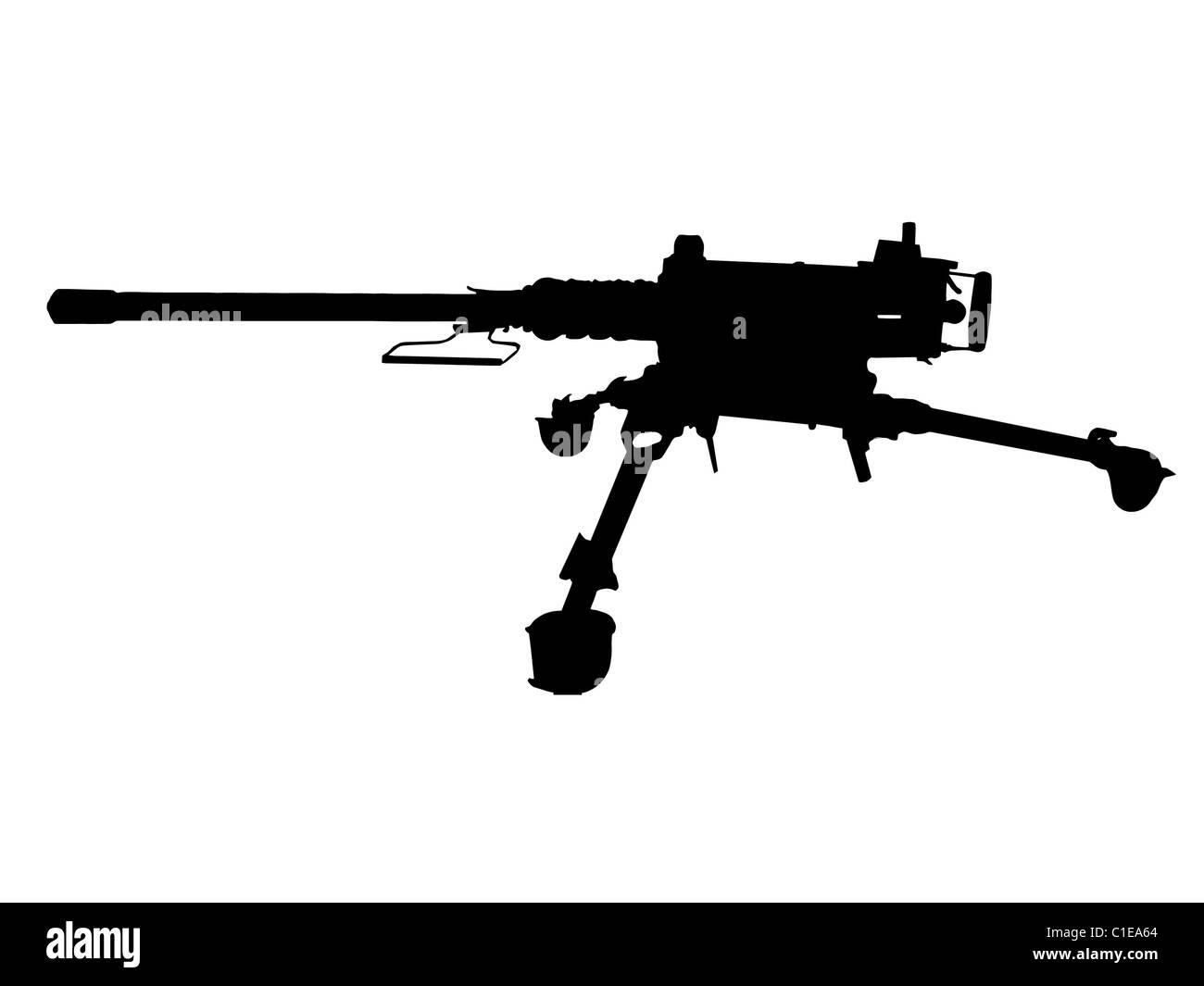 12 7mm Browning Heavy Machine Gun Stock Photos & 12 7mm Browning