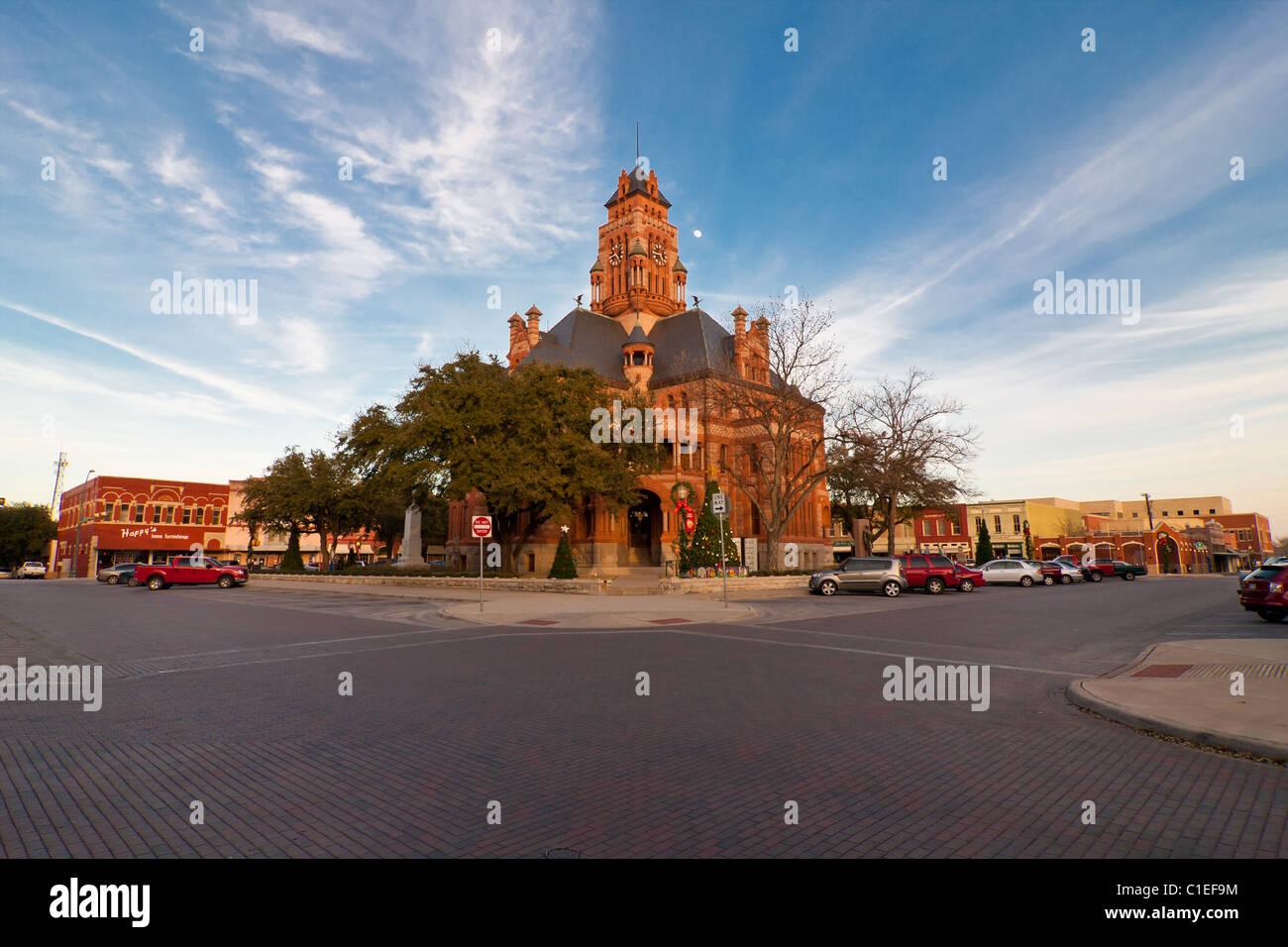 Historic Texas Courthouse Stock Photos & Historic Texas Courthouse ...