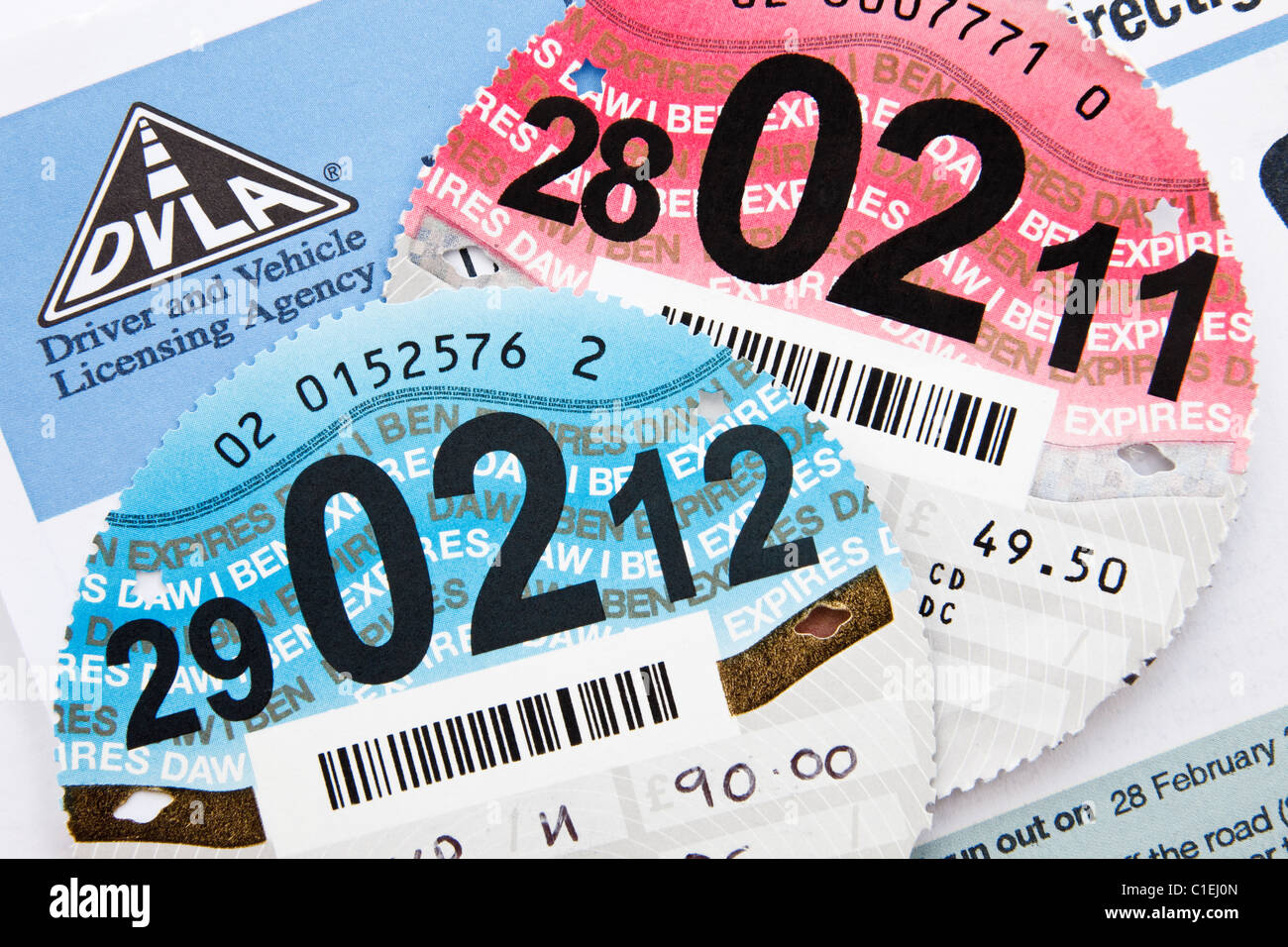 Dvla Uk Stock Photos Amp Dvla Uk Stock Images Alamy