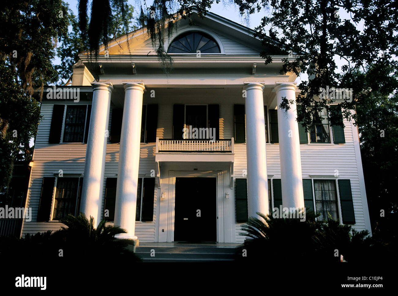 United States, Florida, Tallahassee (Capital), Knott House was built