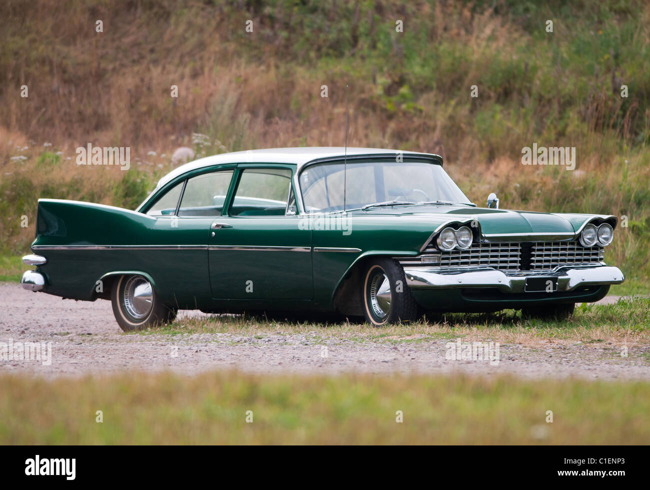 Plymouth Belvedere Stock Photos Images 1950 To 1955 Cars Classic American Car Fury 1958 Image