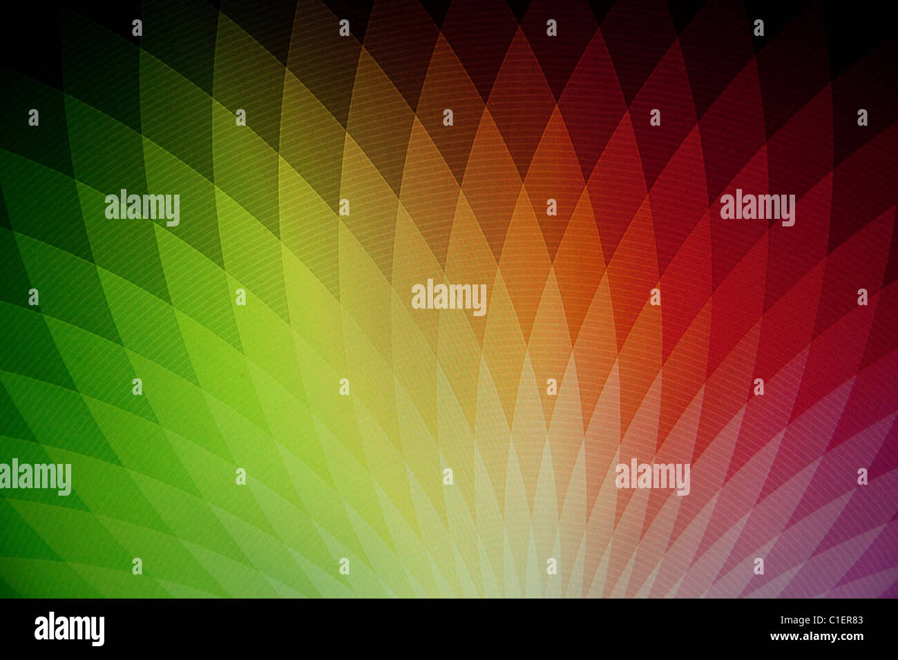 Textured Effect Background - Stock Image