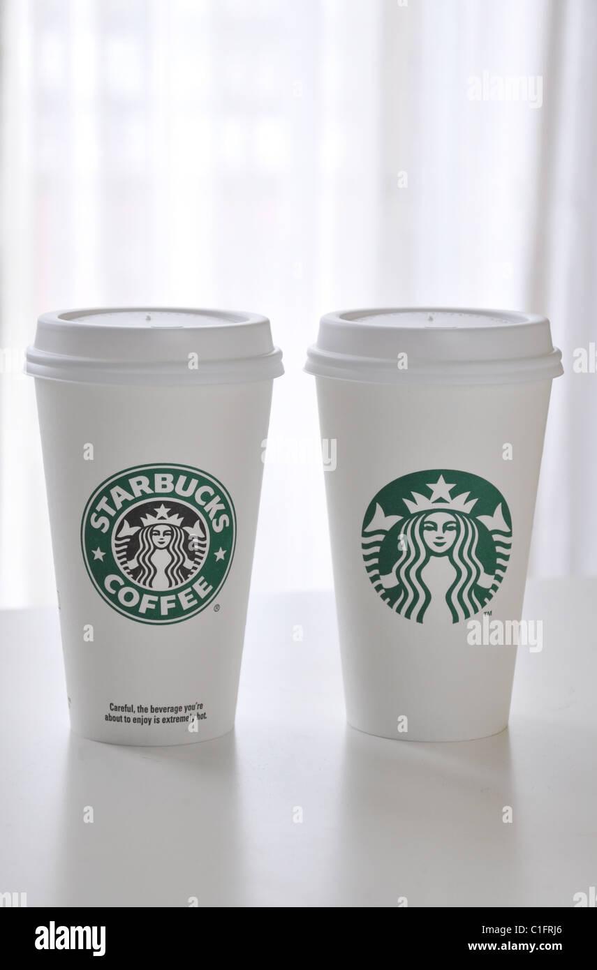 Starbucks Cups Stock Photos & Starbucks Cups Stock Images - Alamy
