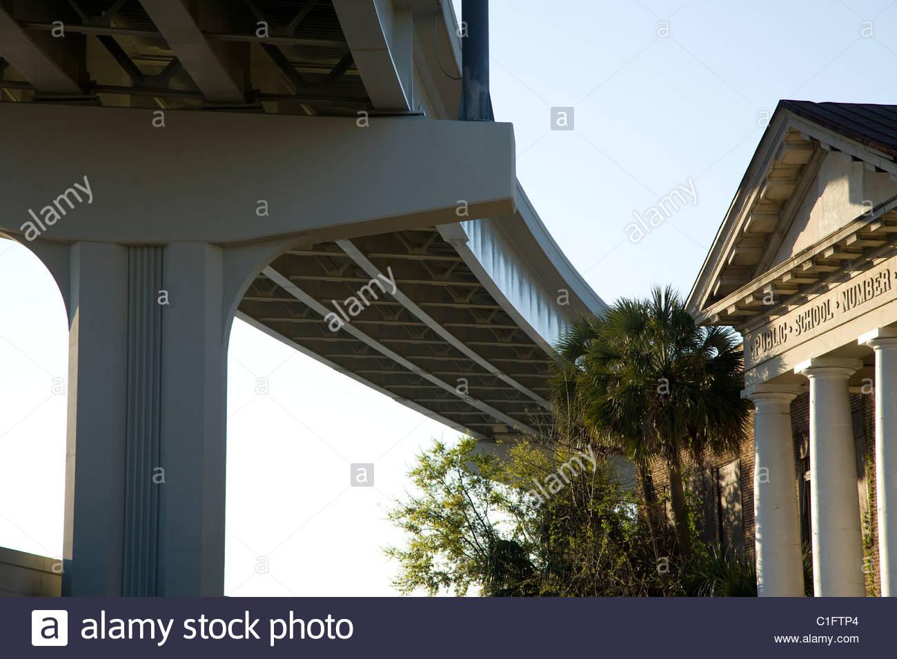 Abandoned Building, Jacksonville, Florida Stock Photo: 35384108 - Alamy