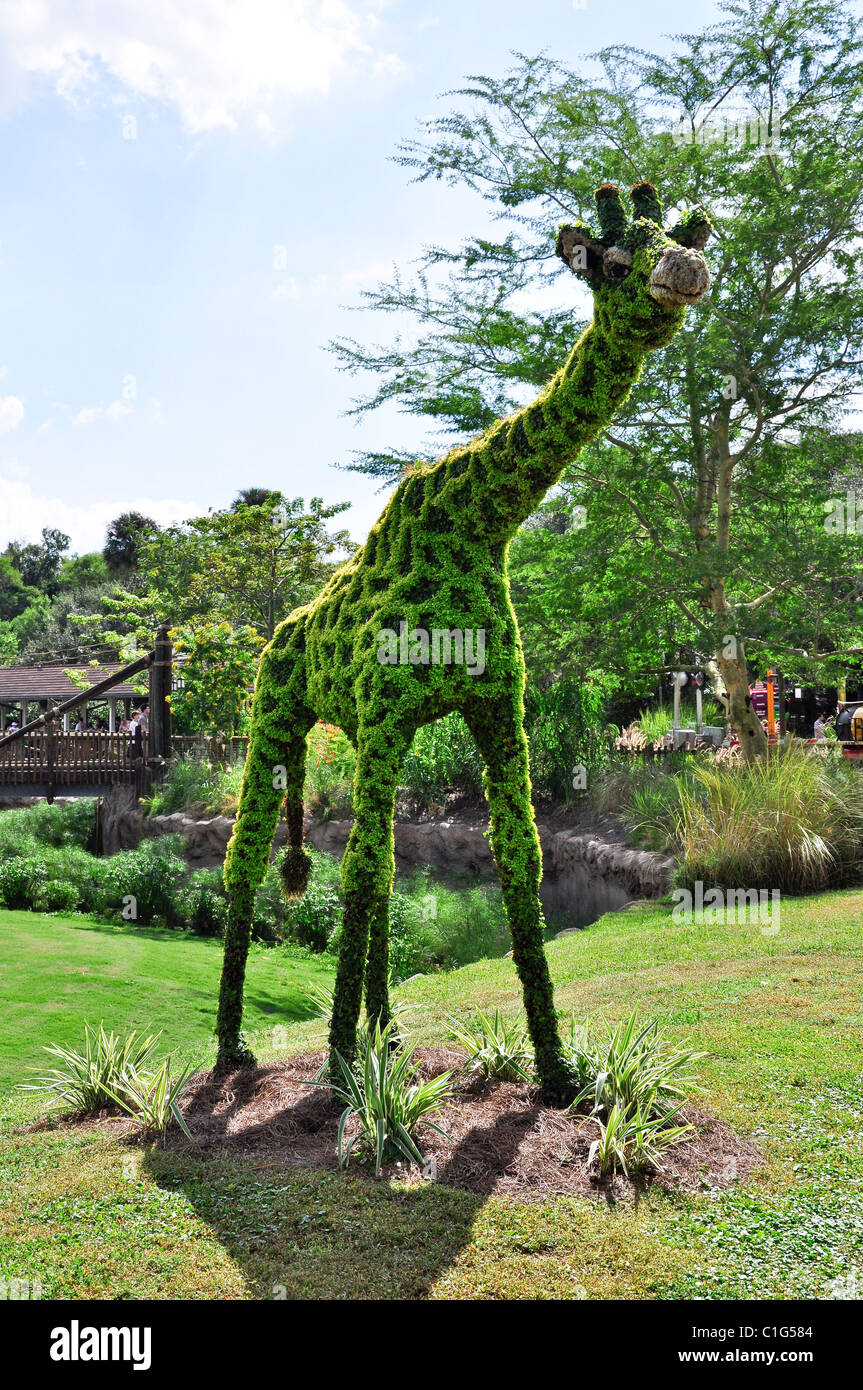 Animal Topiary High Resolution Stock Photography And Images Alamy