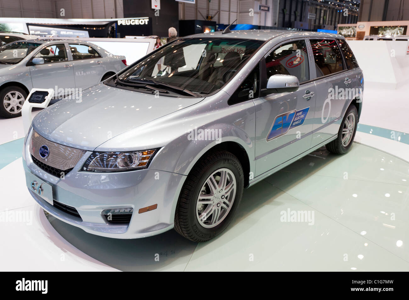 China Electric Cars High Resolution Stock Photography And Images Alamy