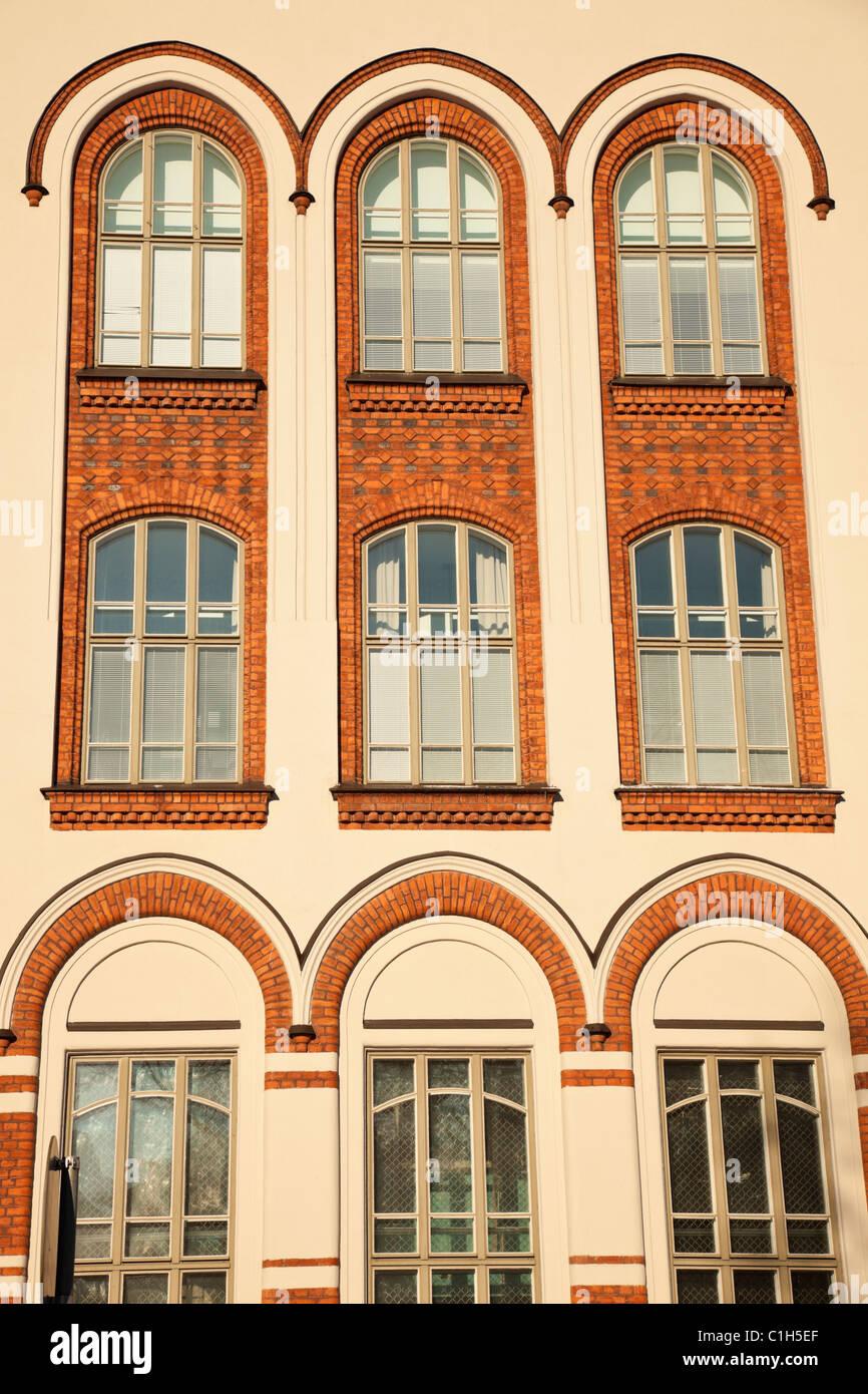 Architecture of Helsinki - Stock Image
