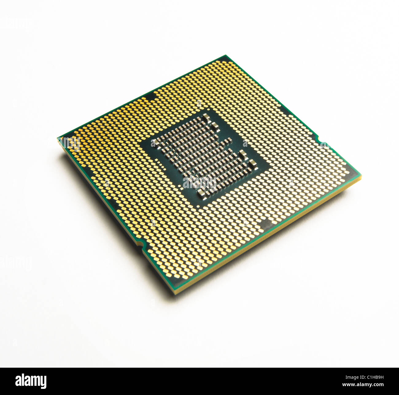 CPU - Stock Image