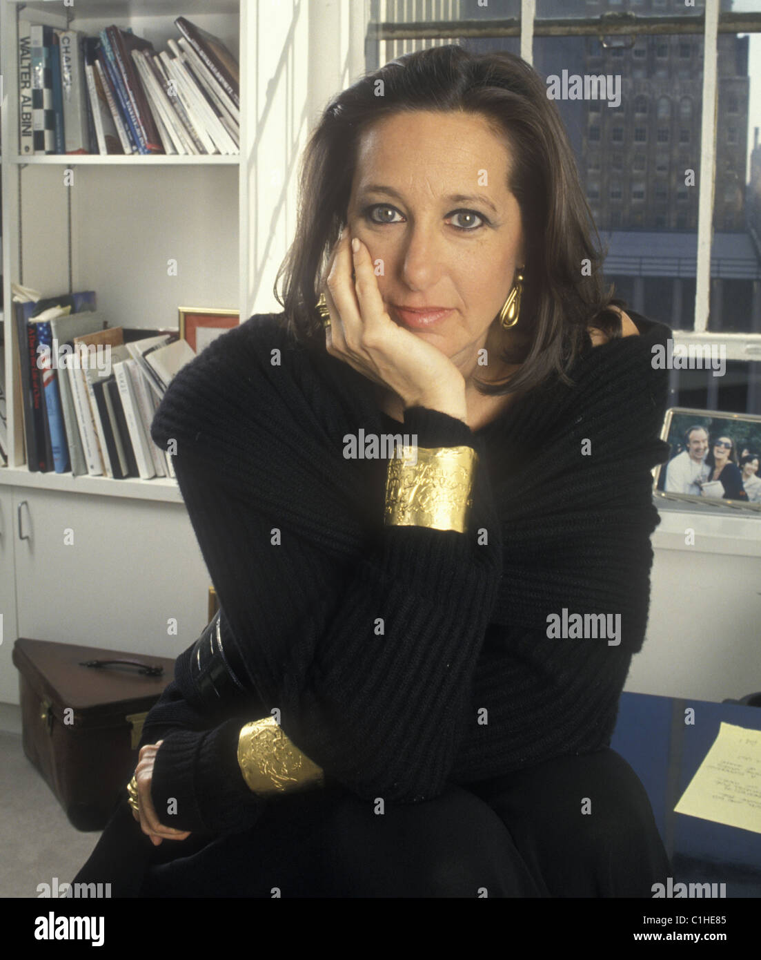 Donna Karan High Resolution Stock Photography And Images Alamy