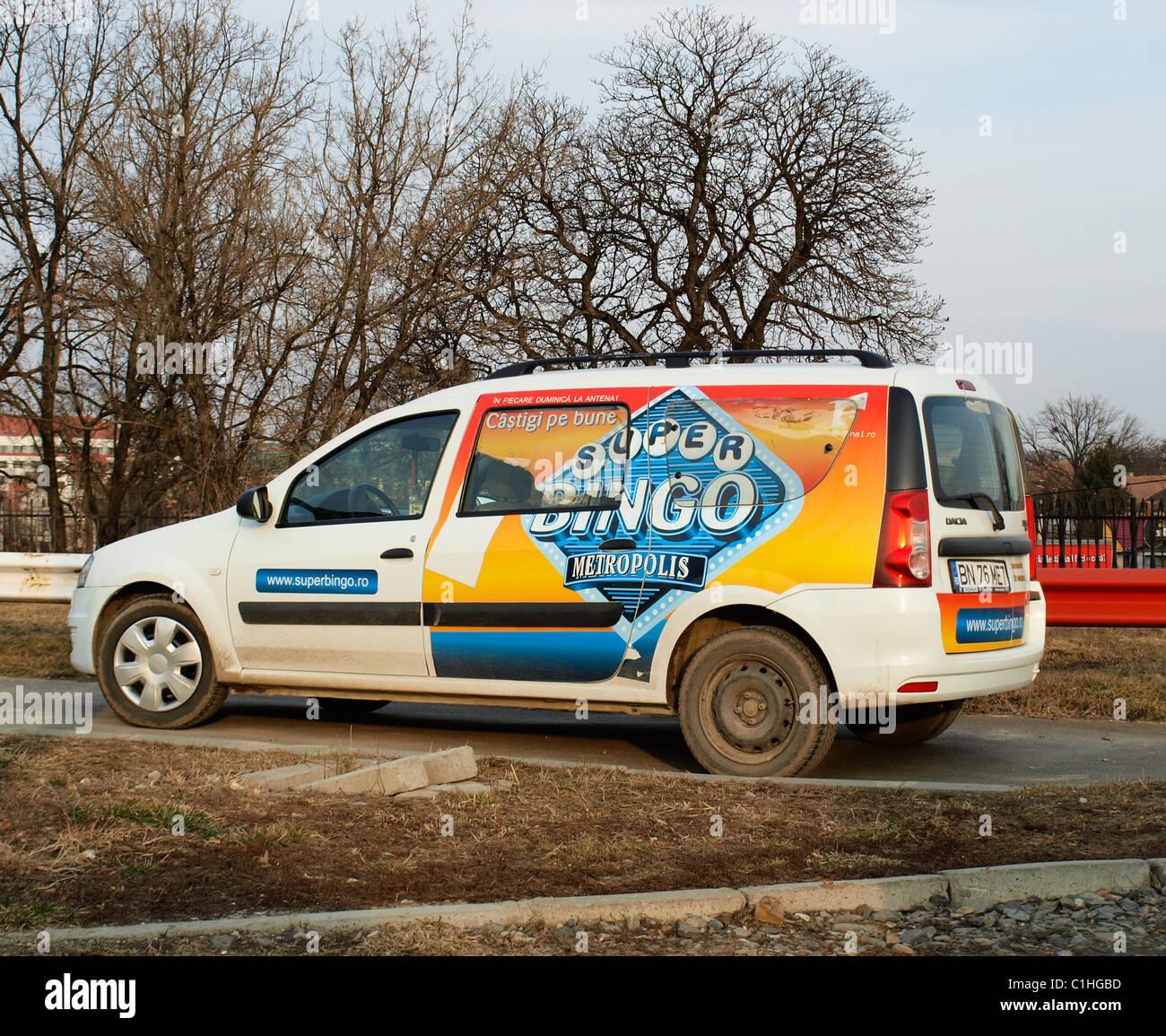 Dacia Logan Stock Photos & Dacia Logan Stock Images