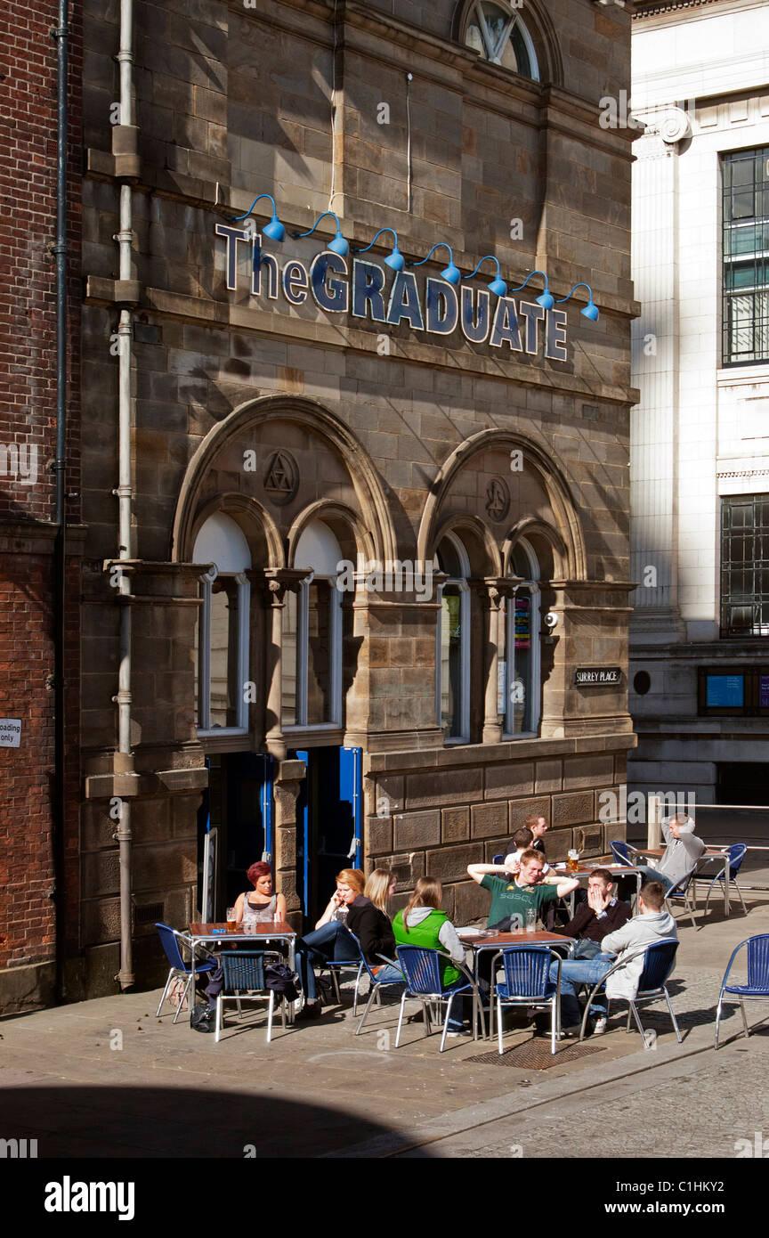 The Graduate, Sheffield - Stock Image