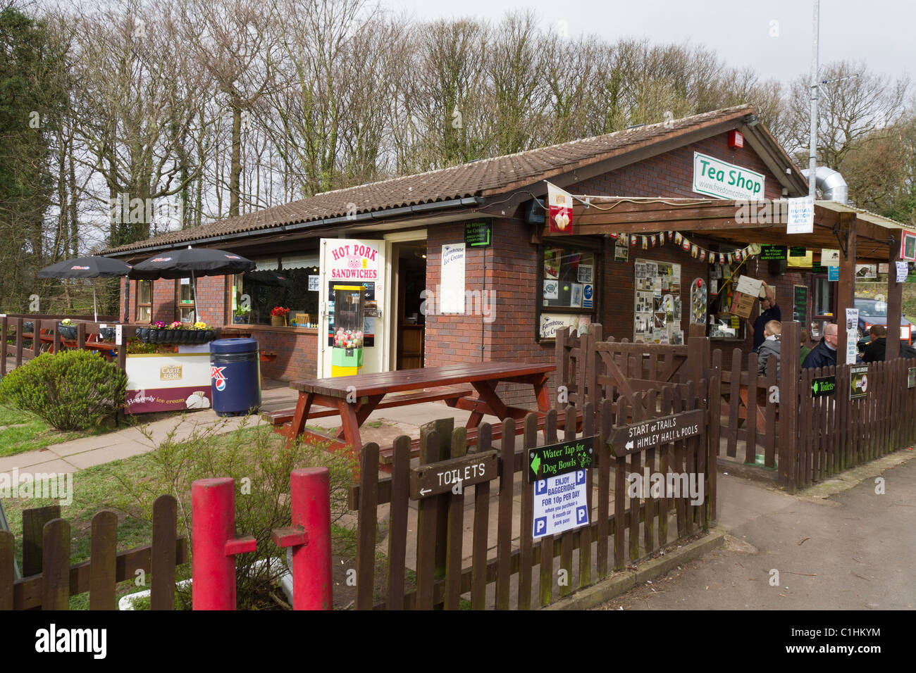 Baggeridge Country Park Cafe