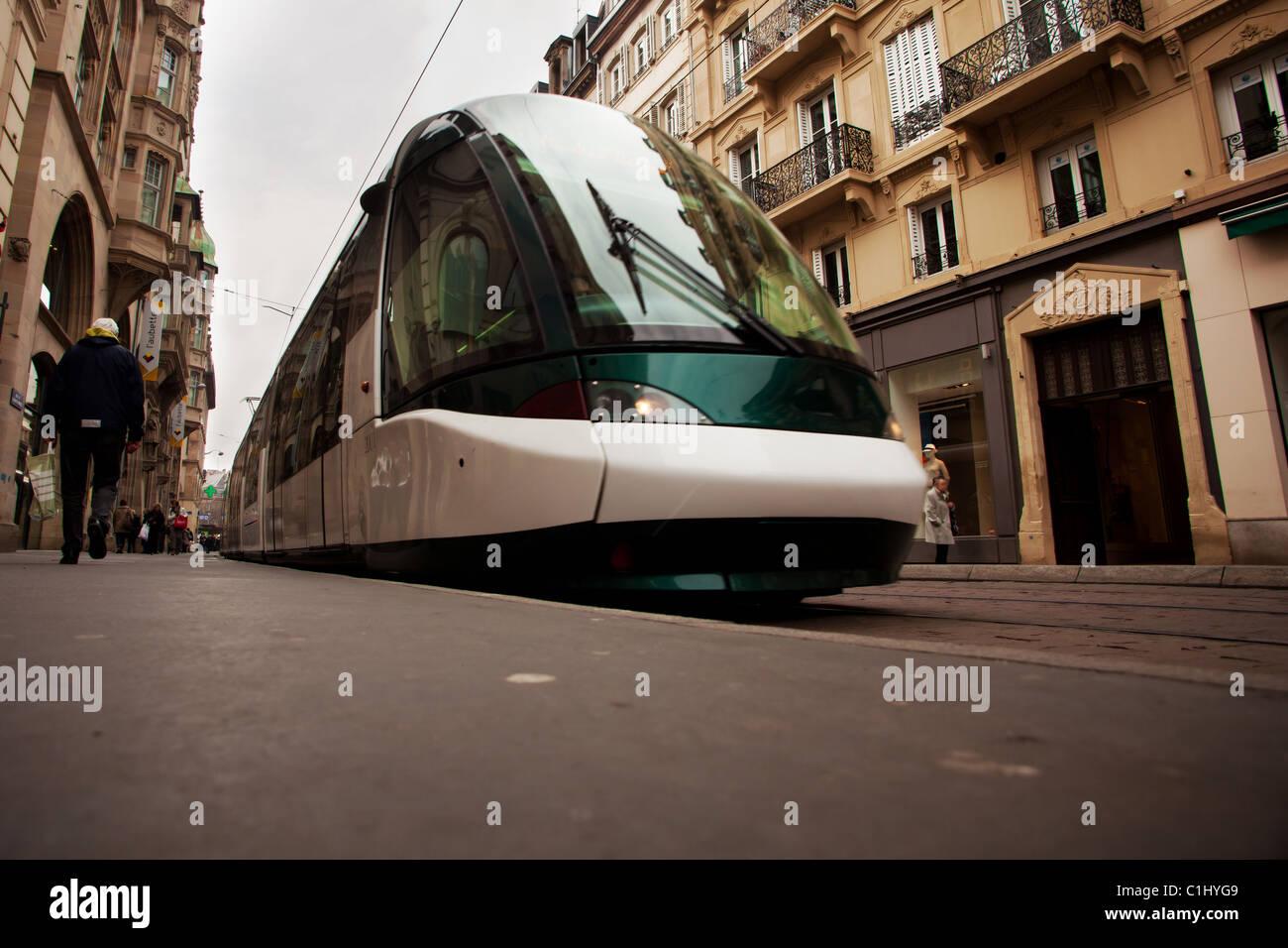 Tramway - Stock Image