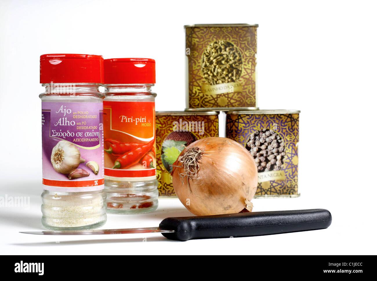 foodstuffs Stock Photo