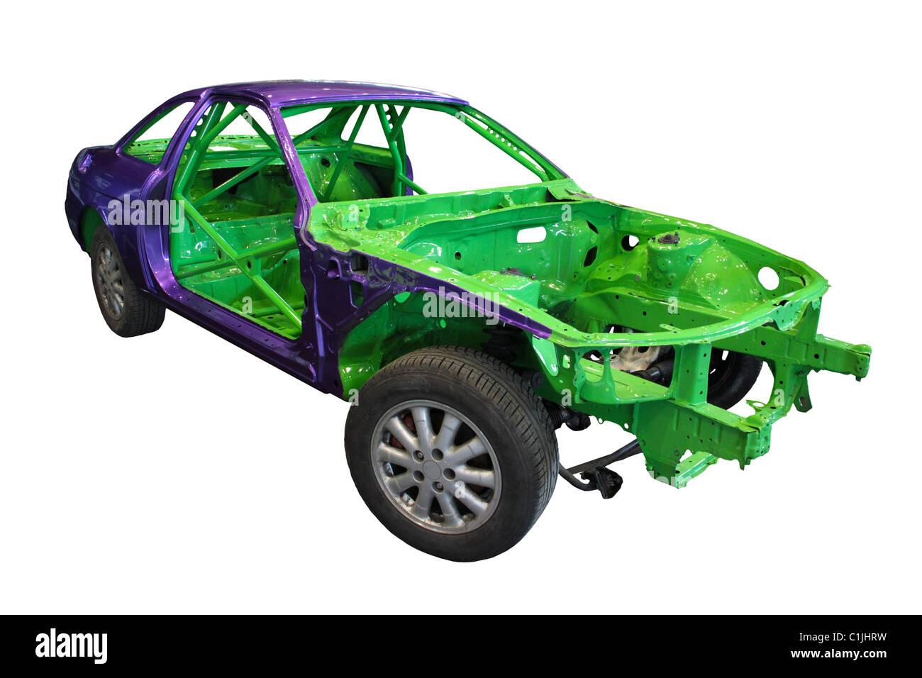 car body frame Stock Photo: 35444525 - Alamy