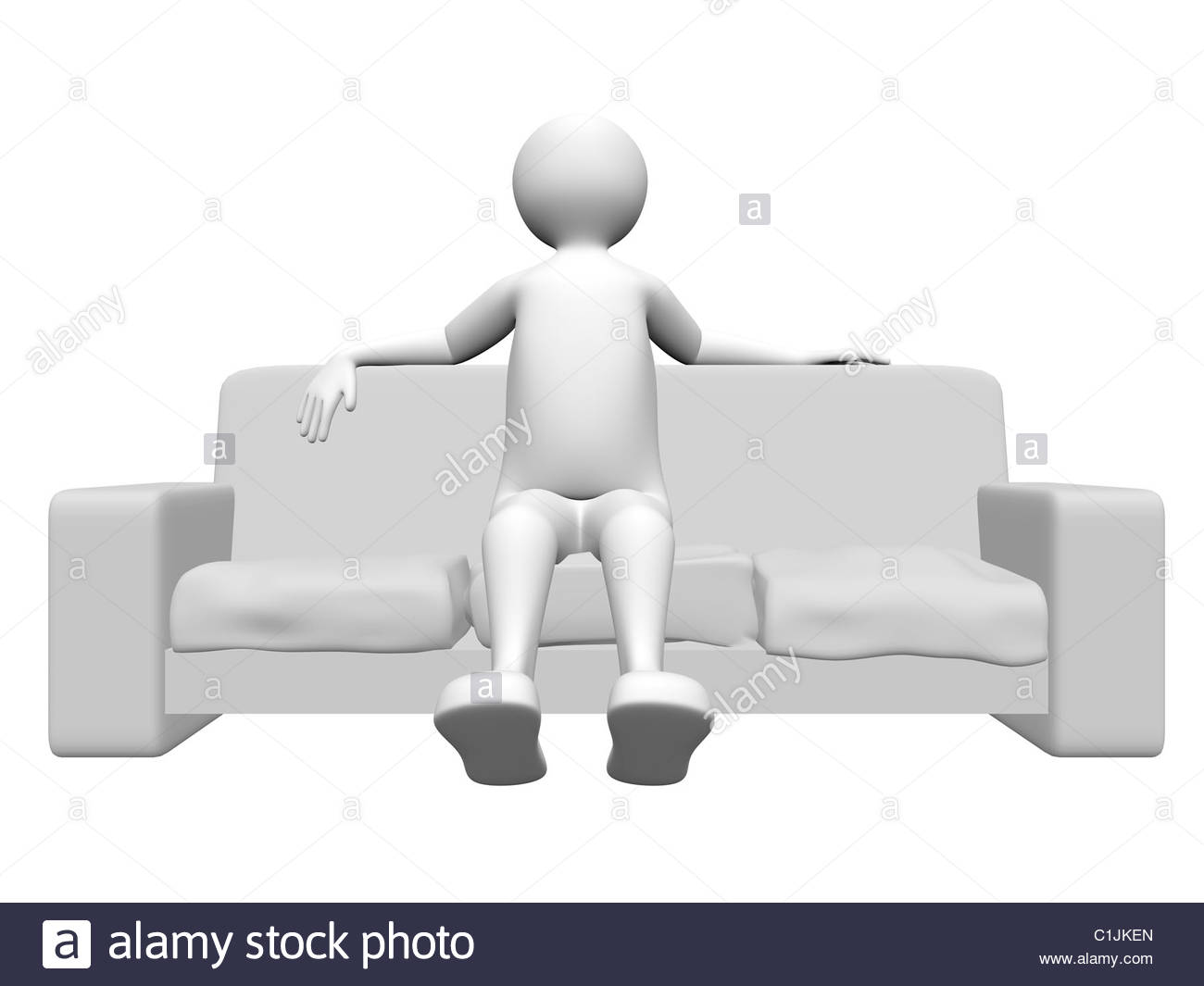 Napping Couch Black And White Stock Photos Amp Images Alamy
