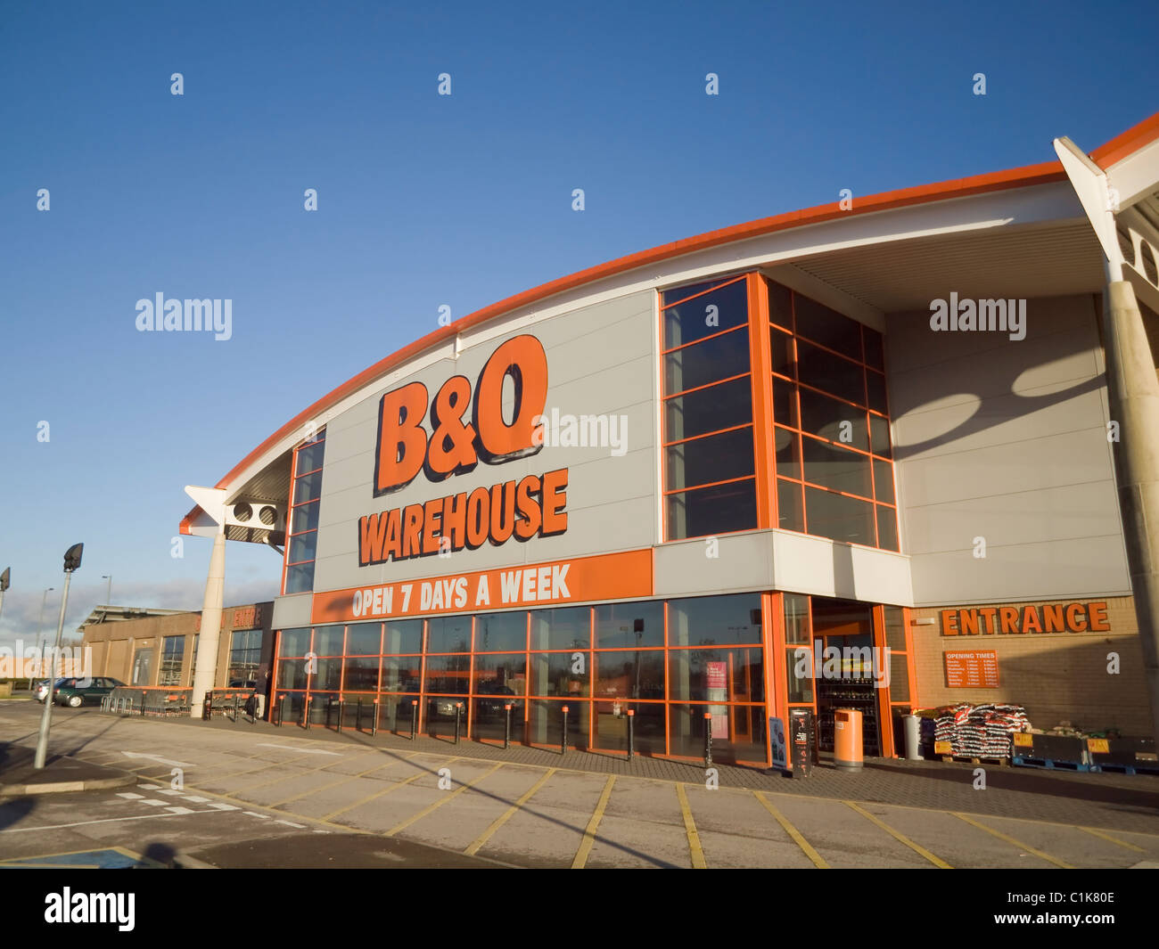 Yourself b q stock photos yourself b q stock images alamy b q warehouse diy do it yourself retail superstore bamber solutioingenieria Image collections