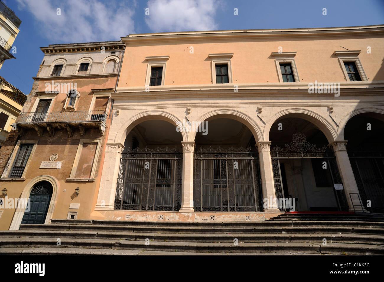 italy, rome, basilica of san pietro in vincoli Stock Photo