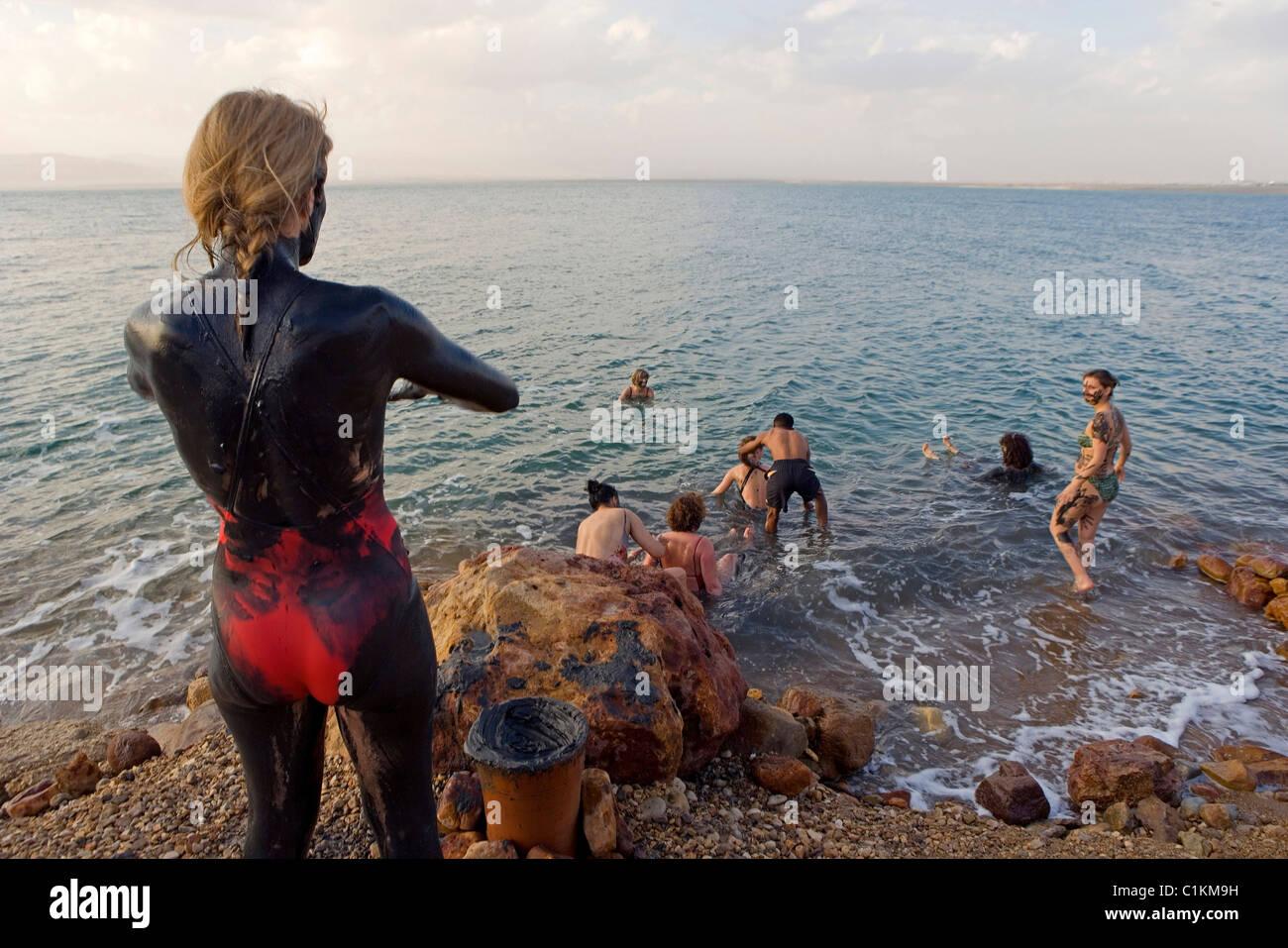 Jordan, Movenpick hotel and spa in the Dead Sea, Dead Sea ...