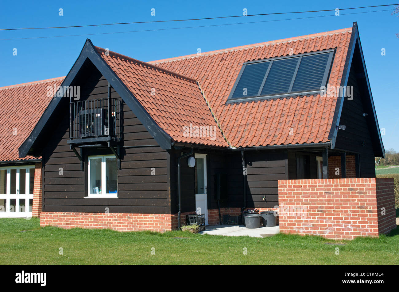 Solar Thermal Heating Stock Photos Amp Solar Thermal Heating