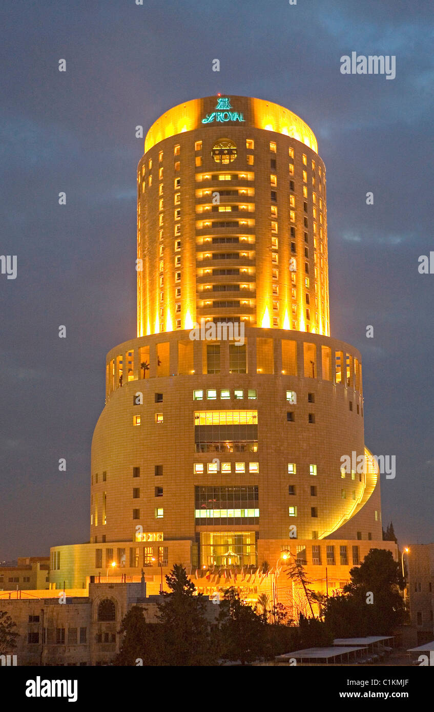 Royal Hotel Amman Jordan