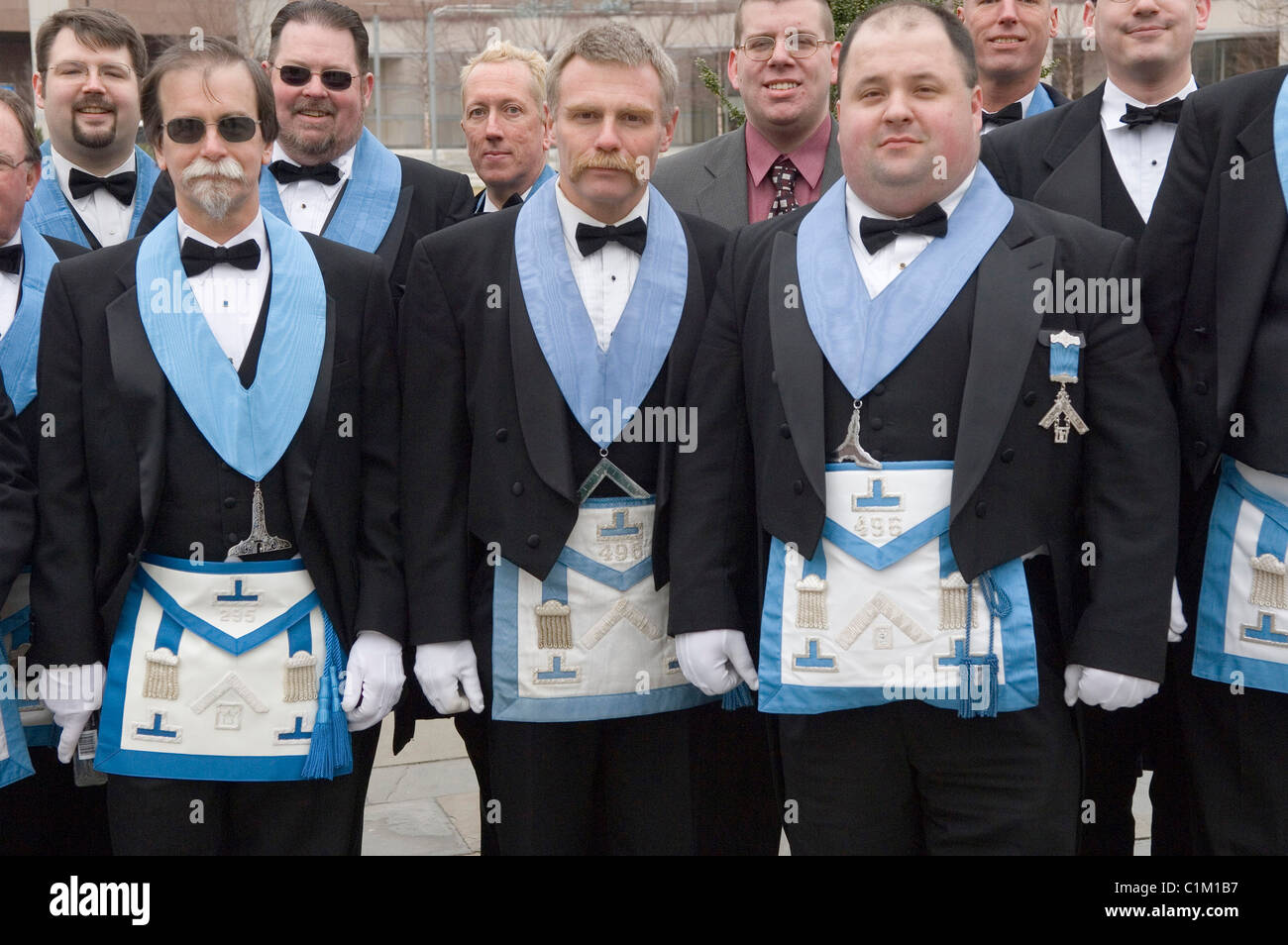 The Freemasons Stock Photos & The Freemasons Stock Images
