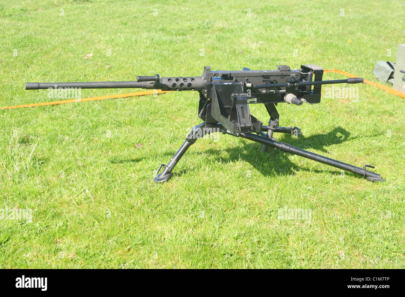 12 7mm Machine Gun Stock Photos & 12 7mm Machine Gun Stock Images