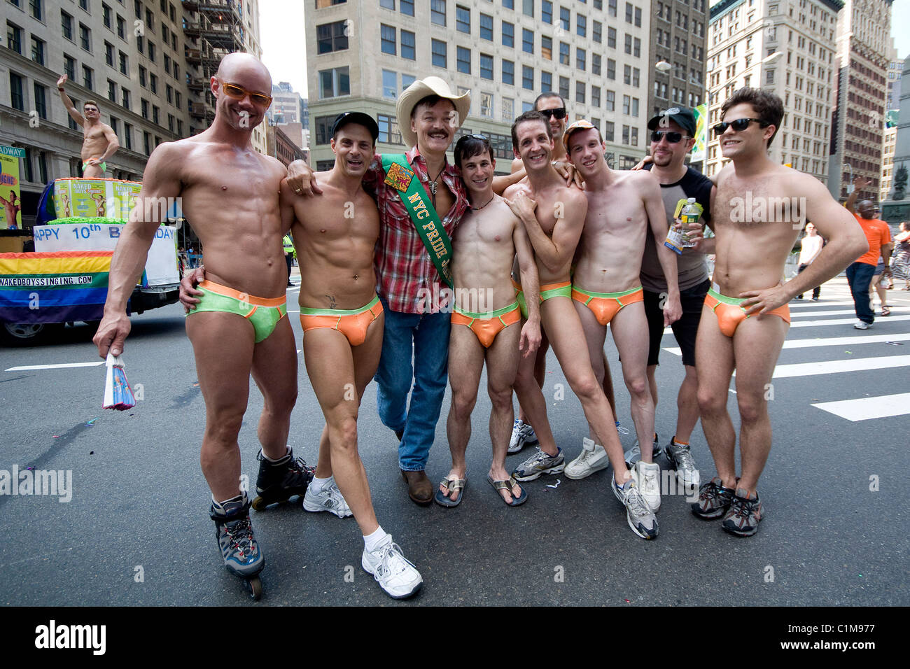 from Finn gay pride new york city 2009