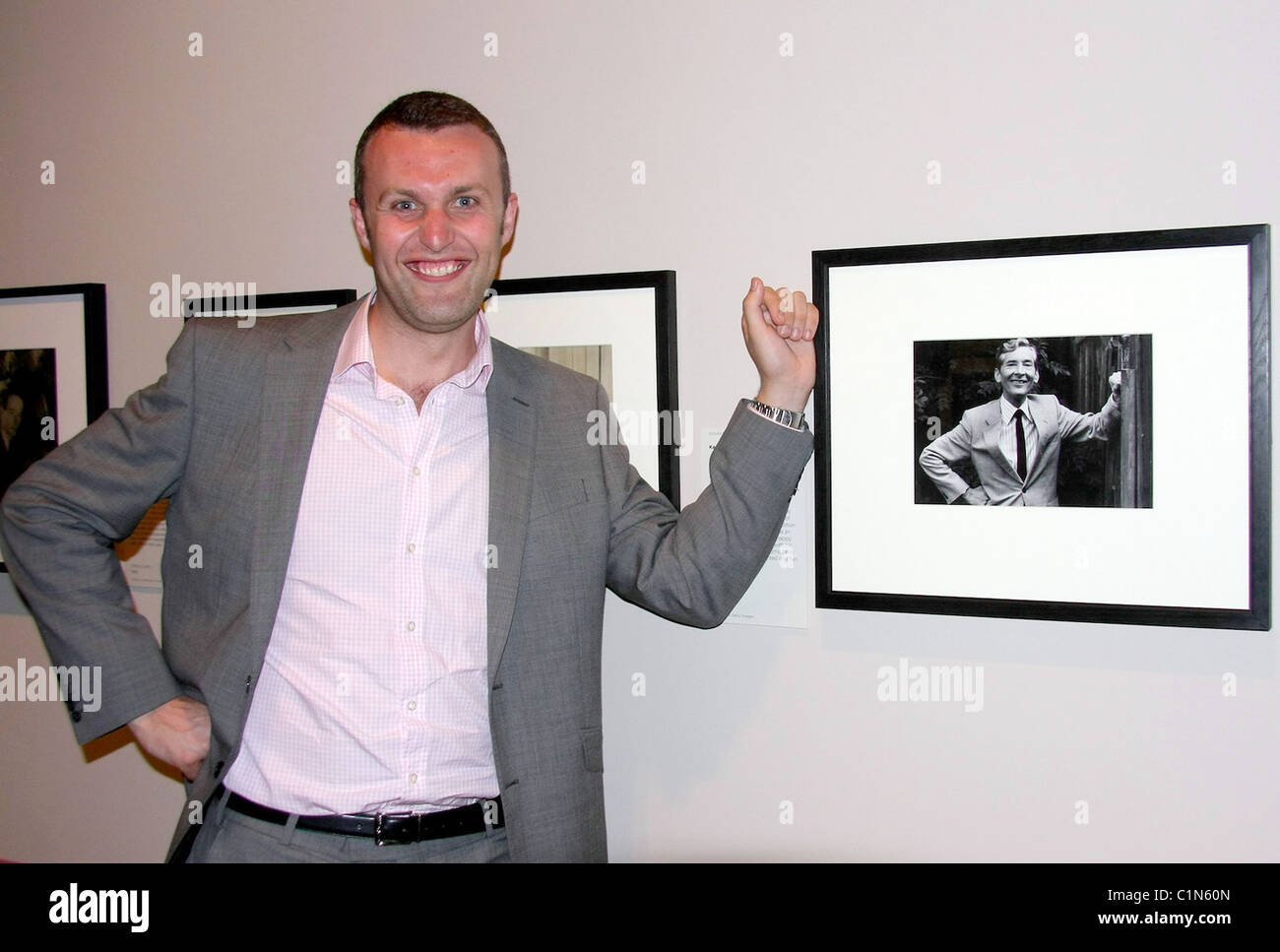 Gay pics gallery James Mcquillan Private View For Gay Icons At The National Portrait Gallery London England 30 06 09 Stock Photo Alamy