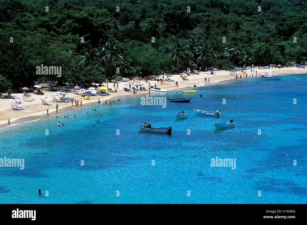 Dominican Republic, North Coast, Sosua Stock Photo