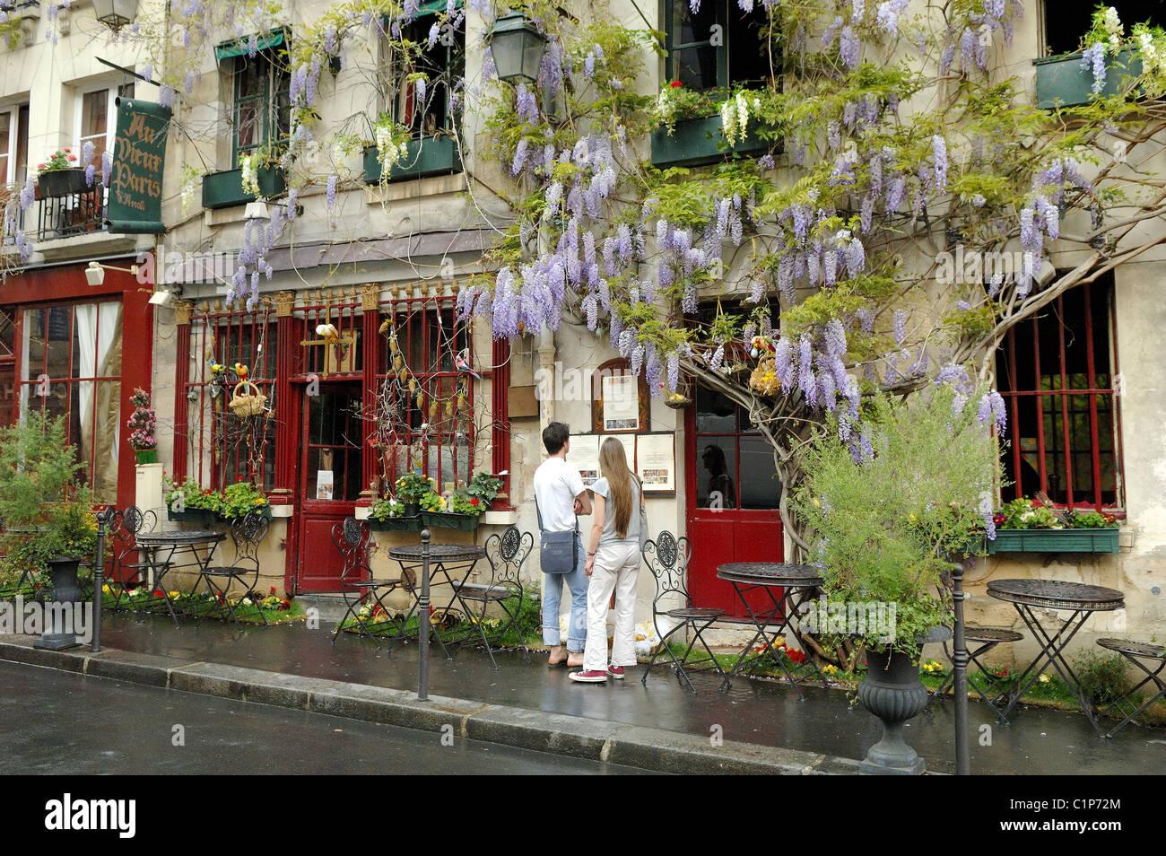Rue De La Charit Ef Bf Bd Restaurant