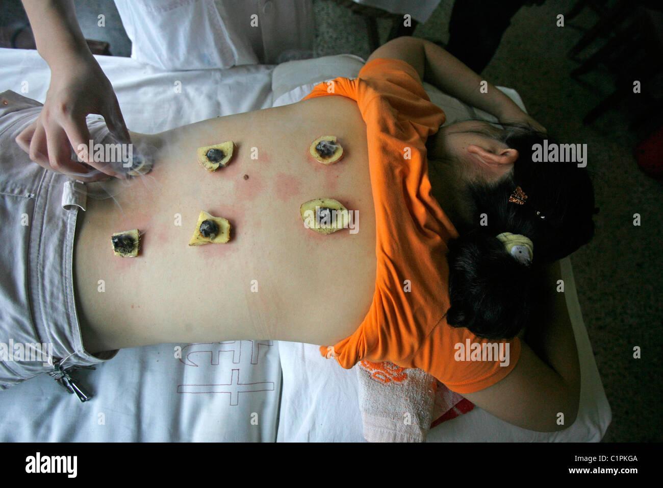 Torture navel Scenes of