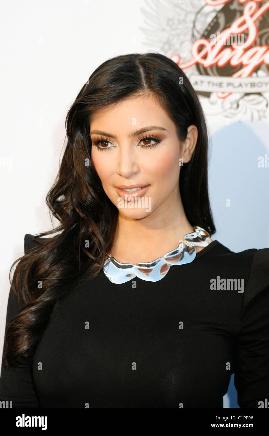 Photo playboy kim shoot mansion kardashian