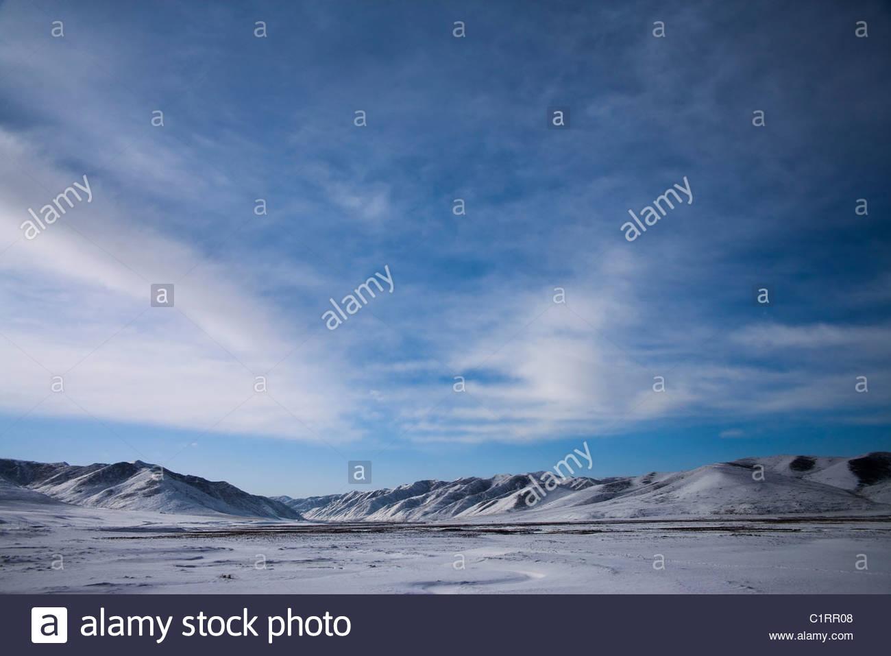 Luqu, Gannan Tibetan Autonomous Prefecture, Gansu Province, China - Stock Image