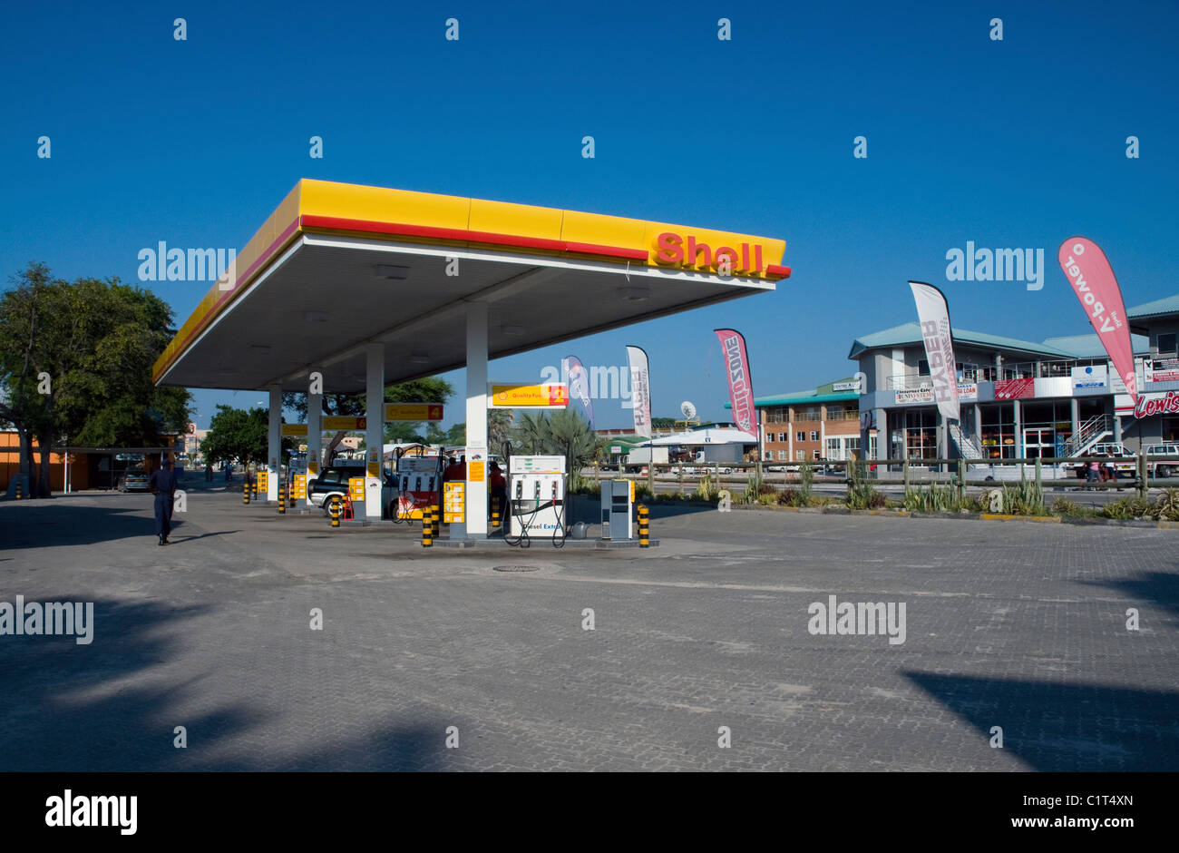 how to open a petrol station in south africa