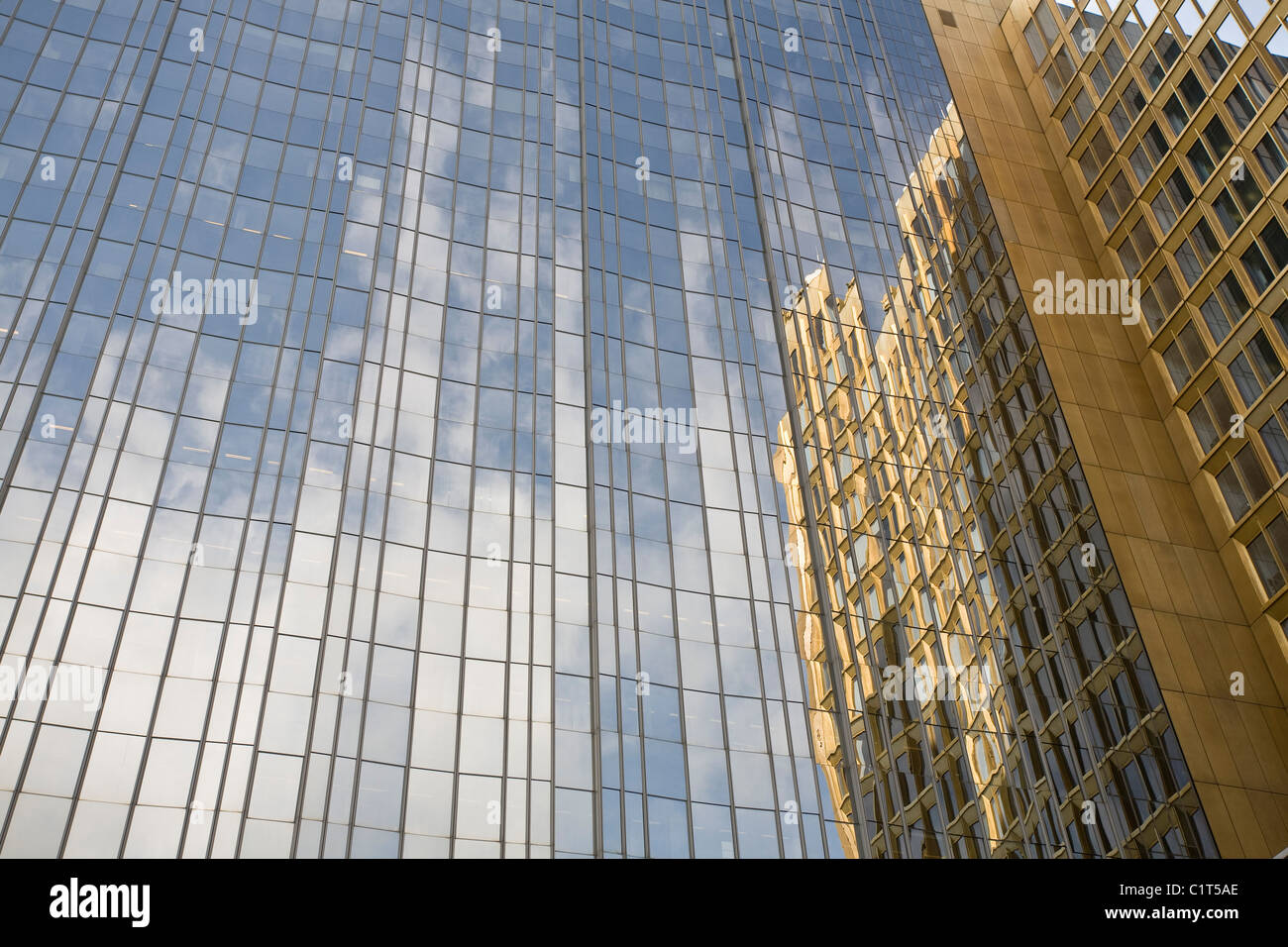 Germany, Berlin, Axel Springer publishing house - Stock Image