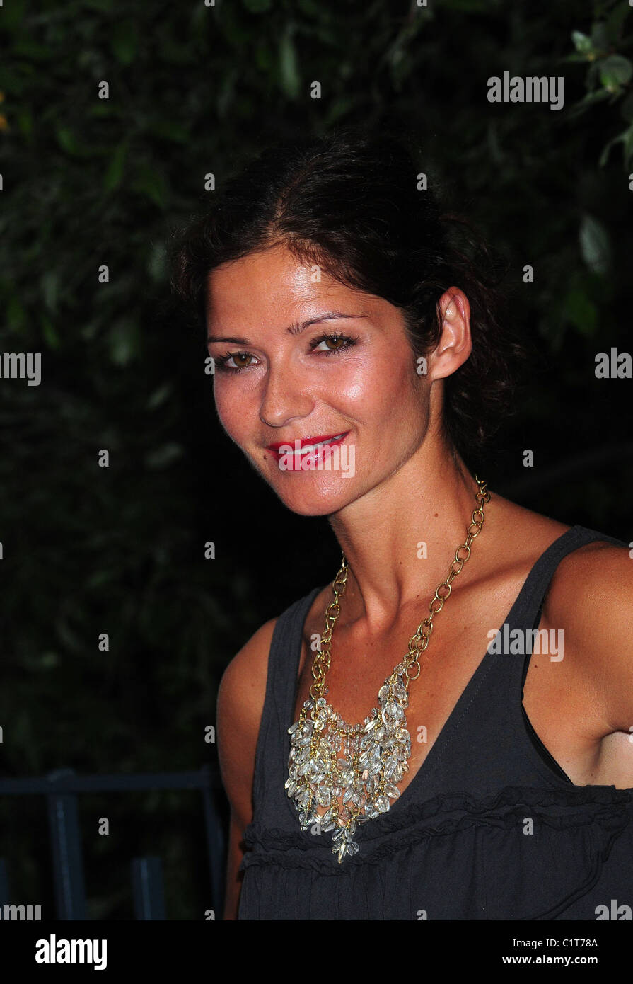 Jill Hennessey, 10th Anniversary of the New York International Latino Film Festival - Premiere of 'La Mission' held Stock Photo